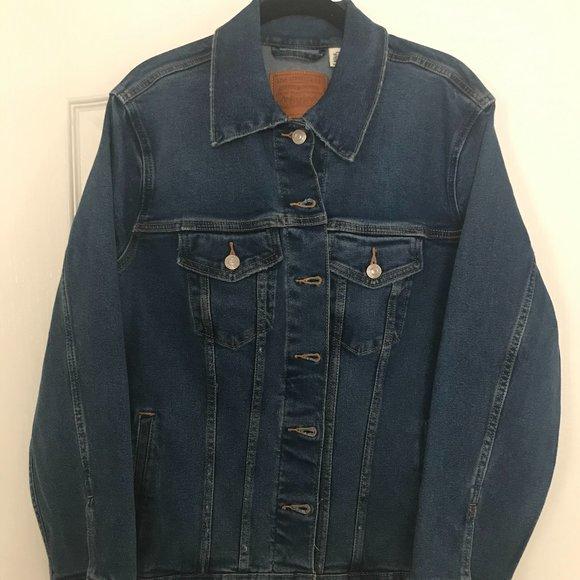 Levi's Jackets & Blazers - LEVI'S TRUCKER JACKET - Size 1XL (14-16)